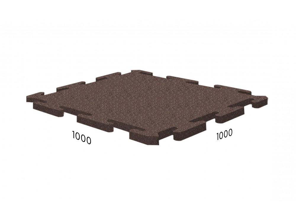Rubblex Active Puzzle 1000x1000x25 мм