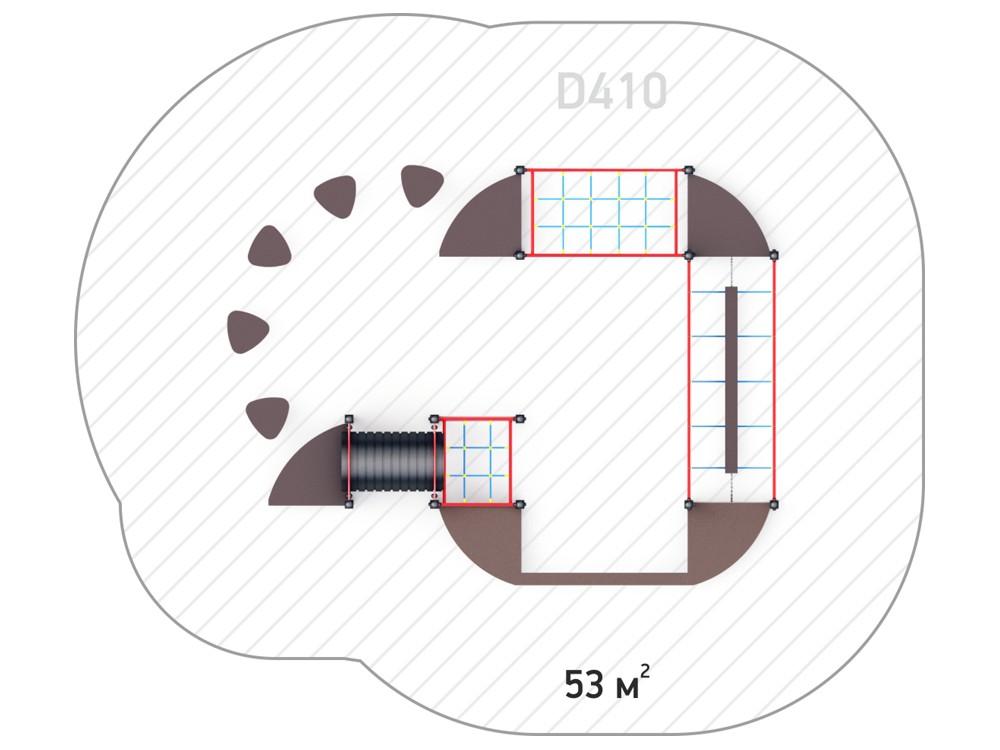 СК «Полигон» D 410