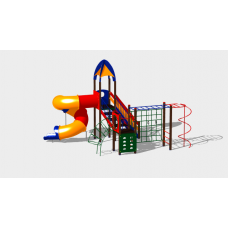 Детский игровой комплекс «Космопорт» ДИК 1409 H=2000