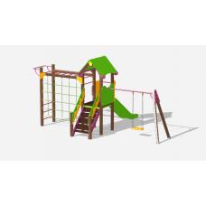 Детский игровой комплекс «Лукоморье» ДИК 2503