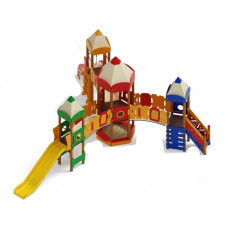 Детский игровой комплекс «Карандаши» ДИК 2604 Н=1200