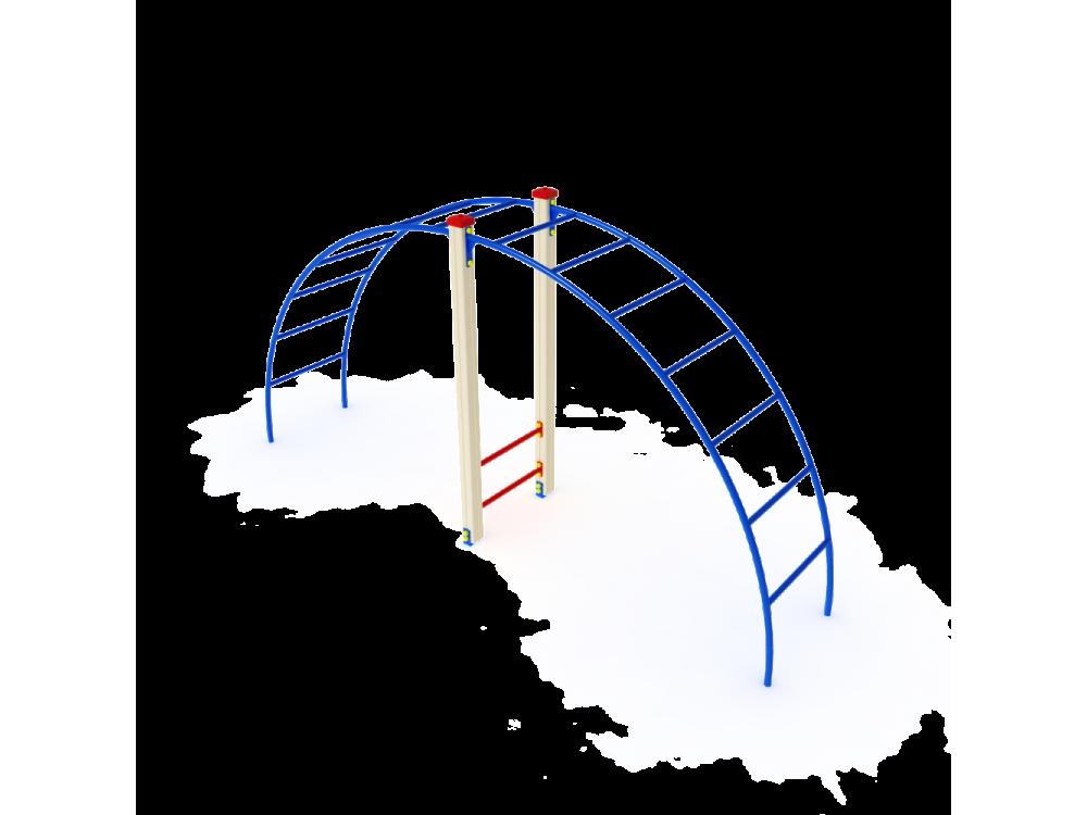Лаз Мостик большой ИО 636