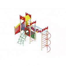 Детский игровой комплекс «Замок» ДИК 1803 H=1500