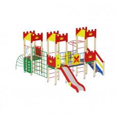 Детский игровой комплекс «Замок» ДИК 1805 H=1500