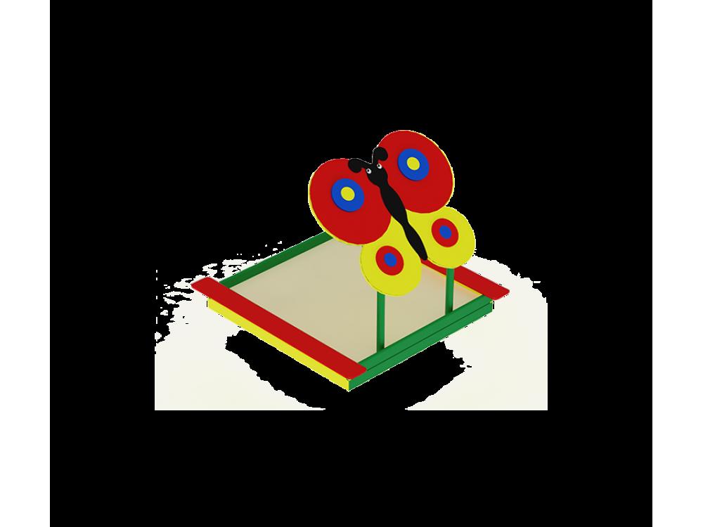 Навес для песочницы Бабочка ИО 520