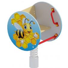 Качалка на пружине Пчелка ИО 225