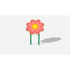 Навес для песочницы Цветок ИО 521