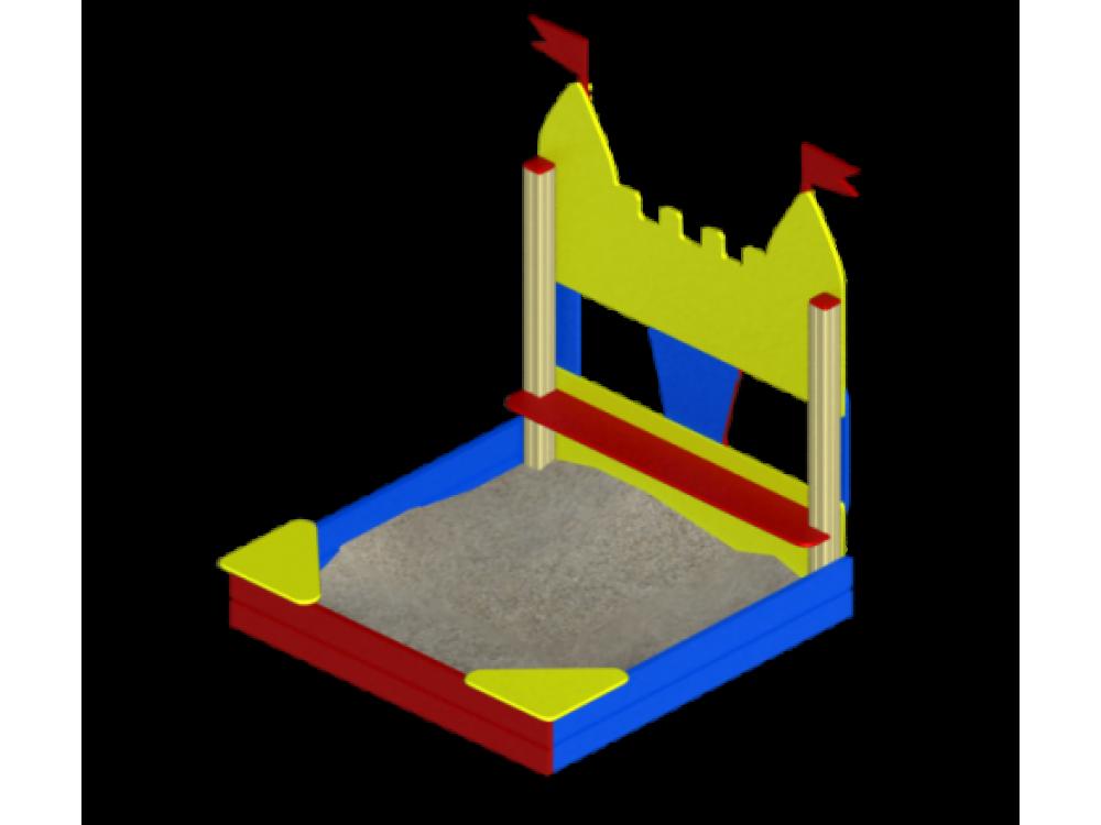 Песочница Королевство ИО 519