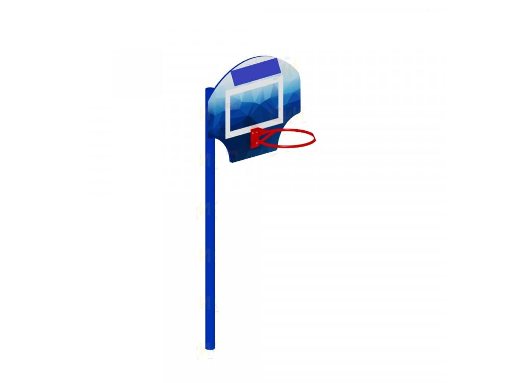 Стойка баскетбольная мини СО 704