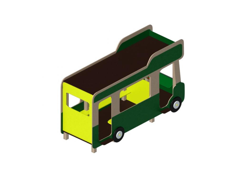 Беседка Автобус МФ 150