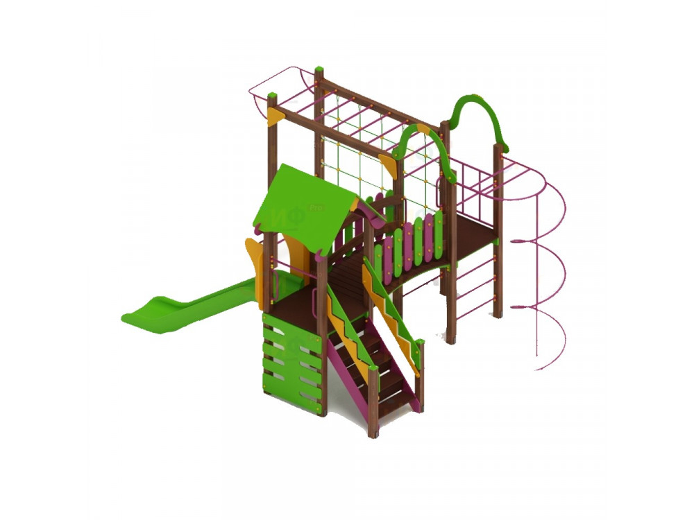 Детский игровой комплекс «Лукоморье» ДИК 2506