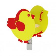 Качалка на пружине Цыпленок ИО 206