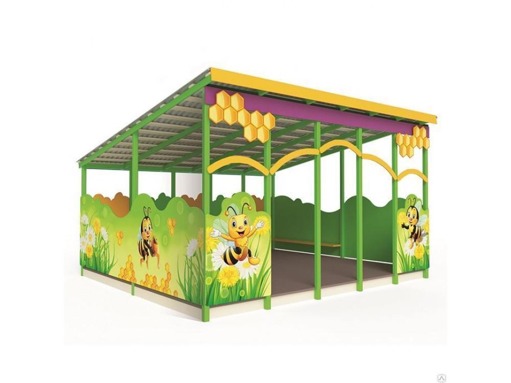 Теневой навес МФ 7220 Пчелка мини