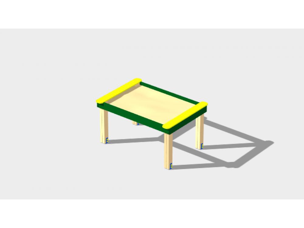 Песочница Забота Н-800 ДОВ 5008