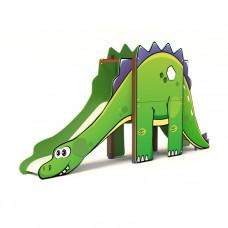 Горка Динозавр H-1200 ИО 408