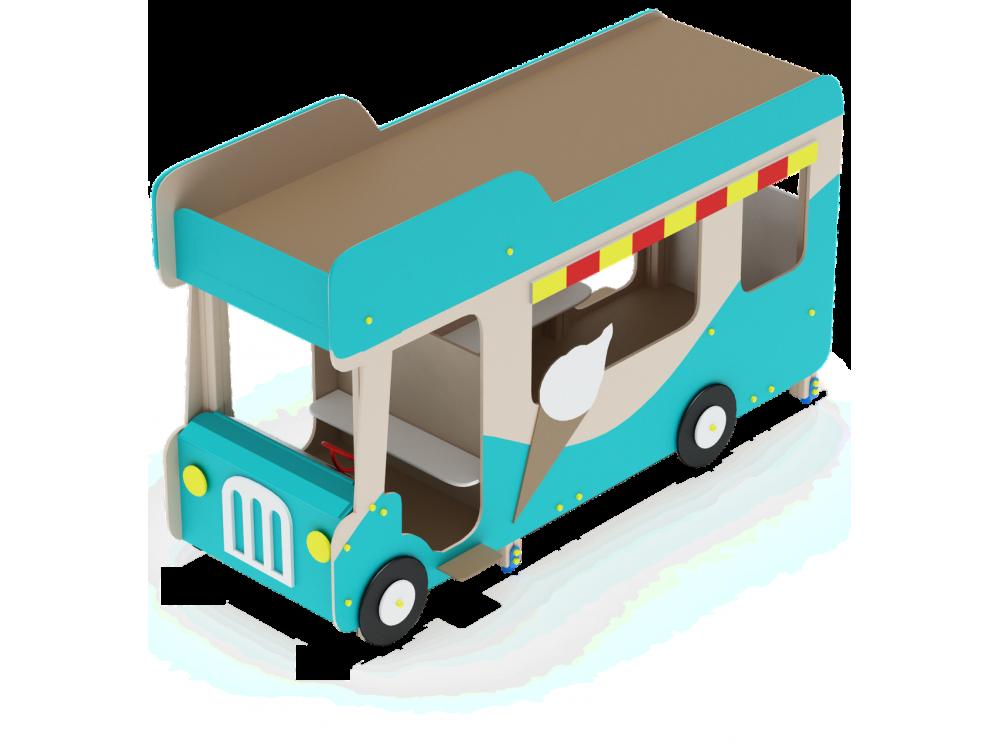 Беседка Автобус - мороженое МФ 151