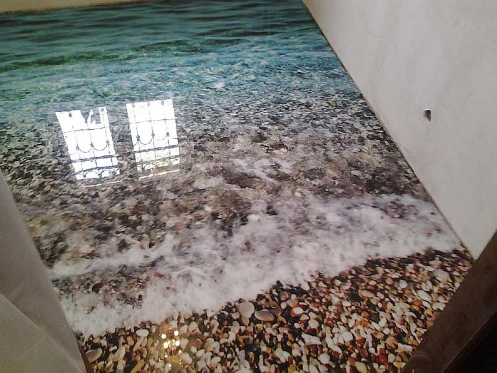 3D наливной пол