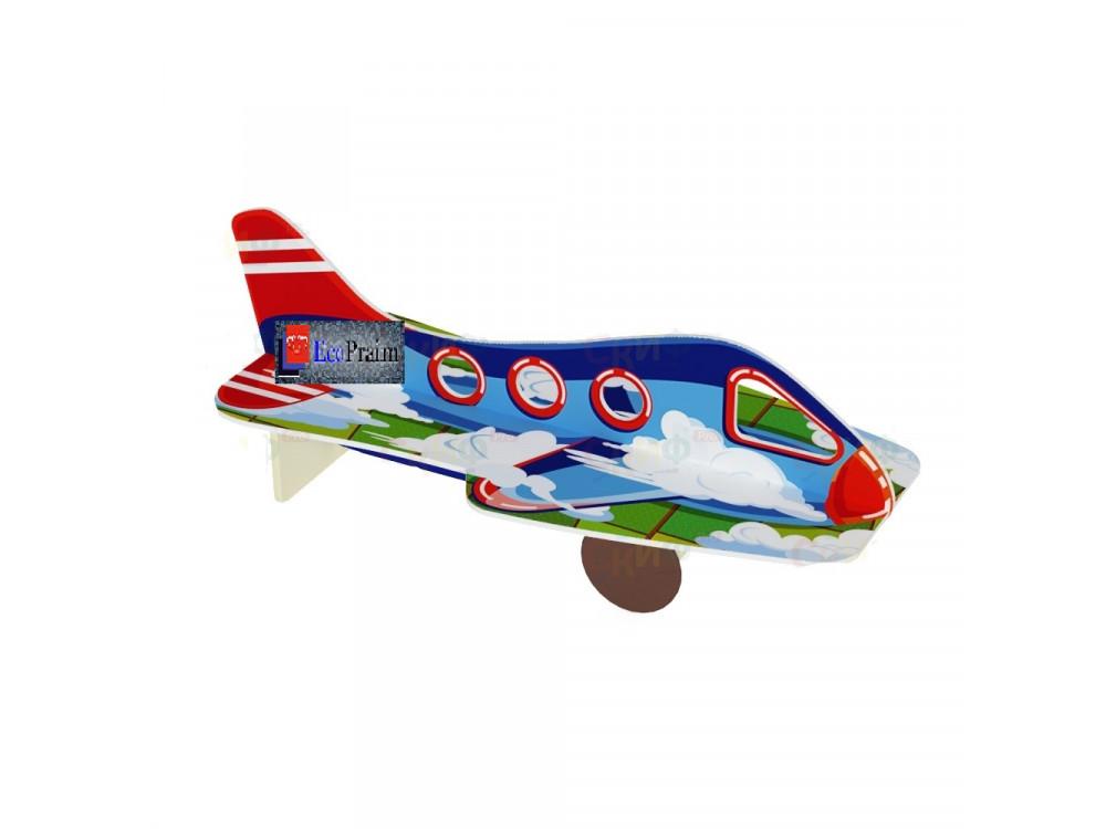 Скамейка детская Самолетик МФ 417