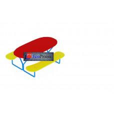 Столик детский МФ 309