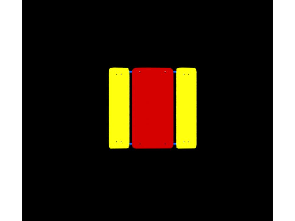 Столик детский МФ 303