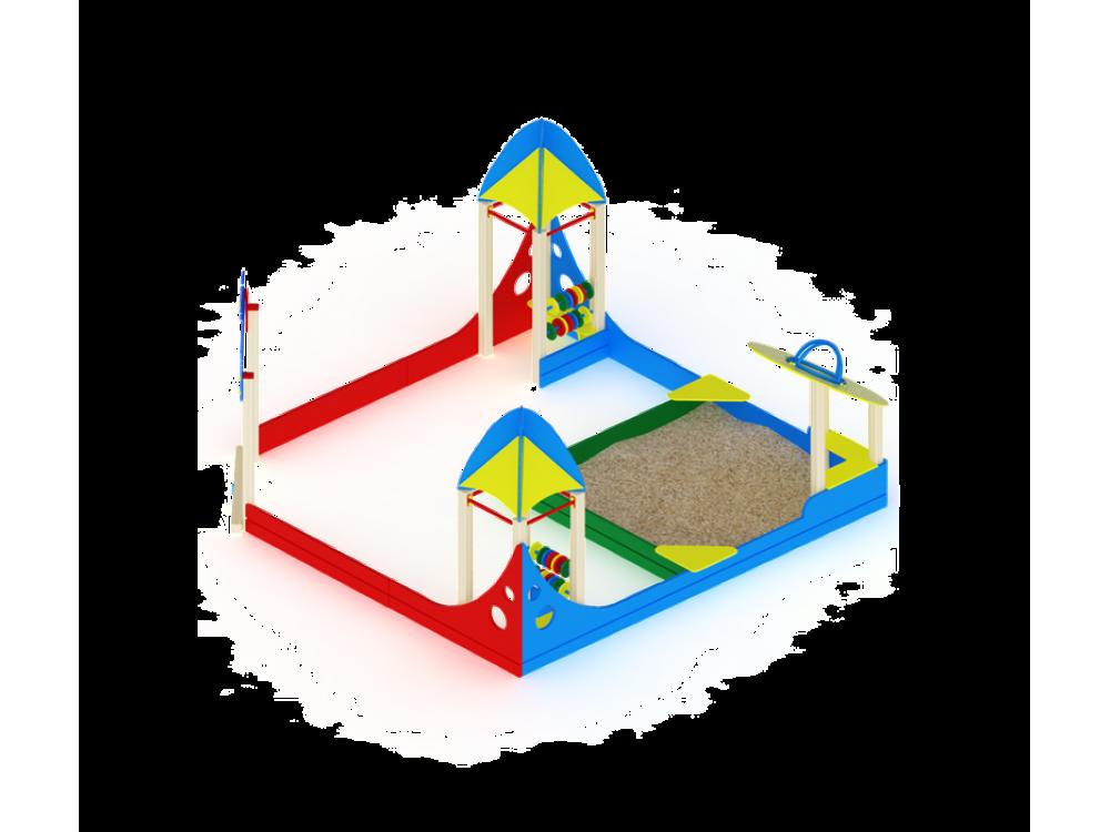 Песочный дворик Космопорт ИО 544