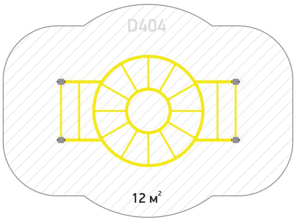 СК «Солнышко» D 404