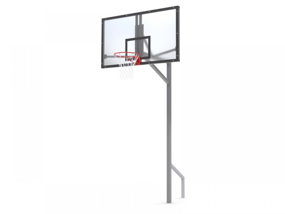 Щит баскетбольный D 412
