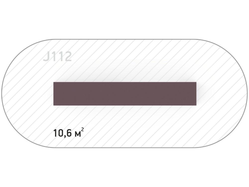 Препятствие «Стенка с двумя проломами» J 112