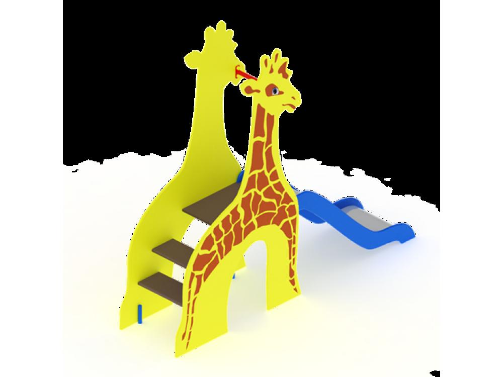 """Горка """"Жираф"""" ИО 403"""