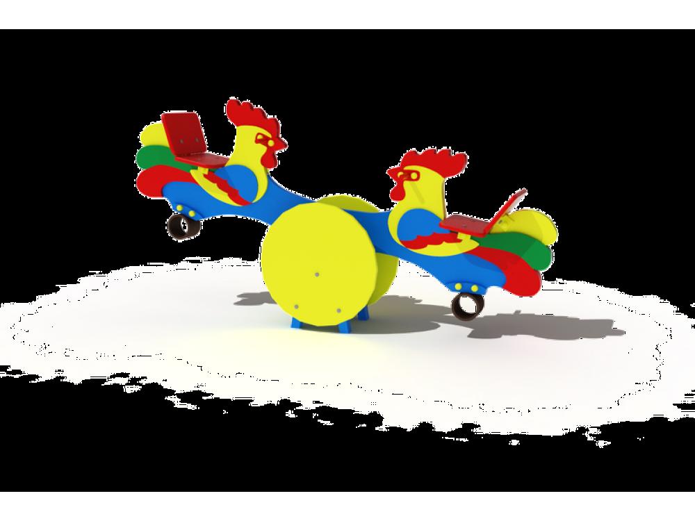 "Качалка-балансир ""Петушки"" ИО 110"