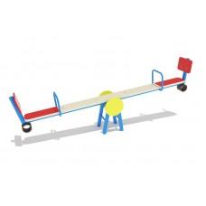 Качалка-балансир со спинкой ИО 111