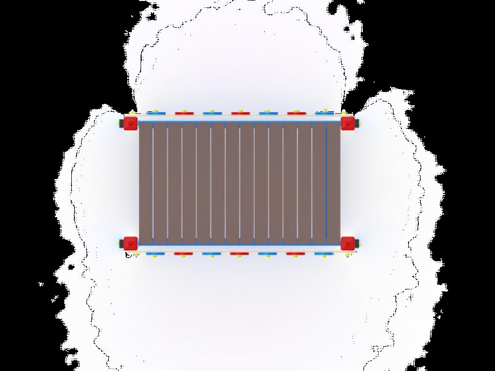 Мостик прямой Д1 ИО 805
