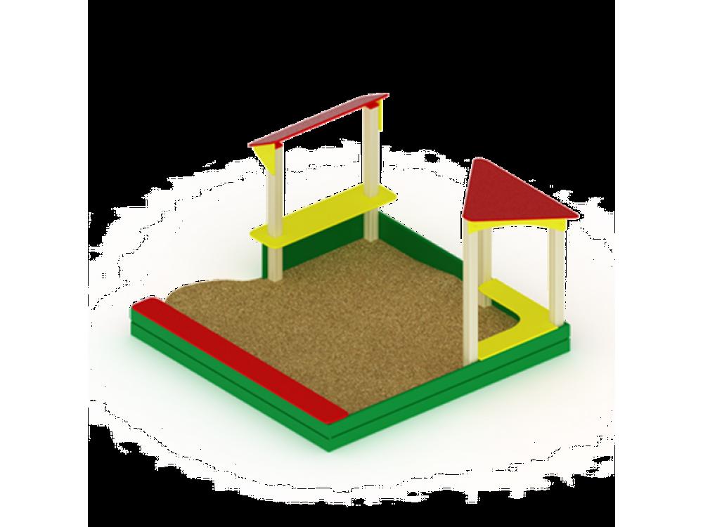Песочный дворик ИО 532