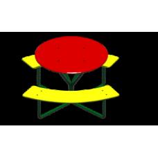 Столик детский МФ 301