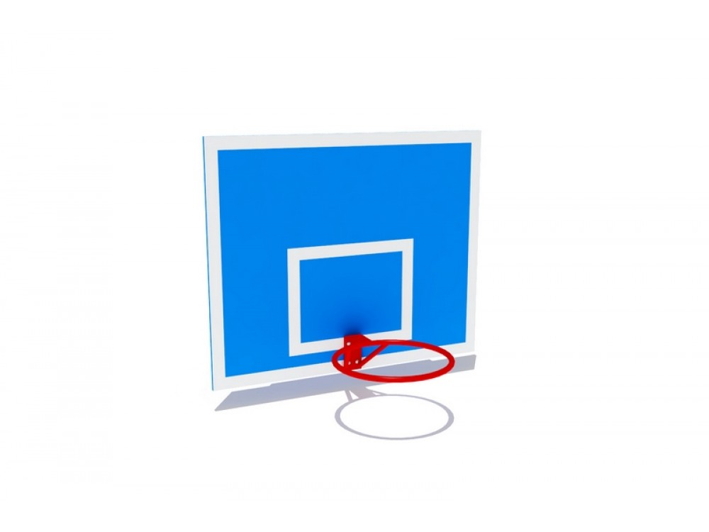 Щит баскетбольный СО 701
