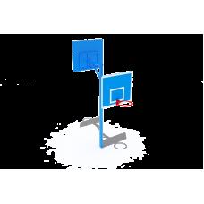 Стойка баскетбольная комбинированная СО 703